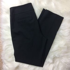 Vince Camuto Ankle Pants with Faux Pockets